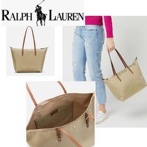 Ralph Lauren Keaton Medium 31 Tote Bag